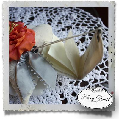 Fairy's Love Notes: Orange Poppy